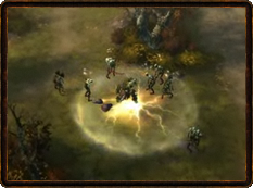 Diablo 3 Barbarian Skill Ground Stomp