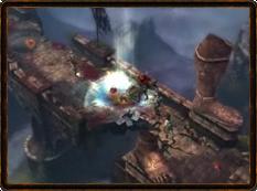 Diablo 3 Barbarian Skill Leap