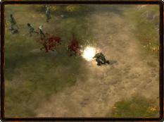 Diablo 3 Barbarian Skill Seismic Slam