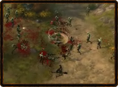 Diablo 3 Barbarian Skill Whirlwind