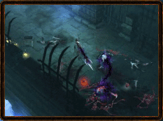 Diablo 3 Demon Hunter Skill Entangling Shot
