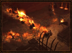 Diablo 3 Demon Hunter Skill Molton Arrow