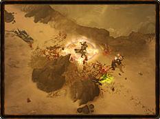 Diablo 3 Monk Skill Exploding Palm