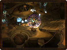 Diablo 3 Monk Skill: Impenetrable Defence