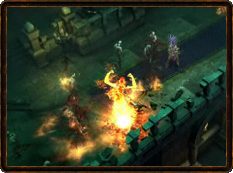Diablo 3 Witch Doctor Skill Firebomb