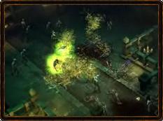 Diablo 3 Witch Doctor Skill Locust Swarm