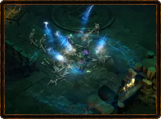 Diablo 3 Witch Doctor Skill Soul Harvest