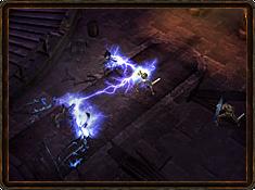 Diablo 3 Wizard Electrocute