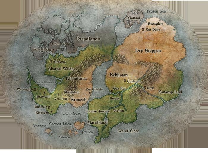 Diablo 3 Sanctuary
