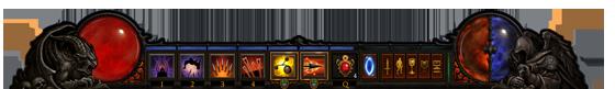 Diablo 3 Paragon Experience Bar