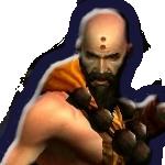 Diablo 3 Mugshot Monk